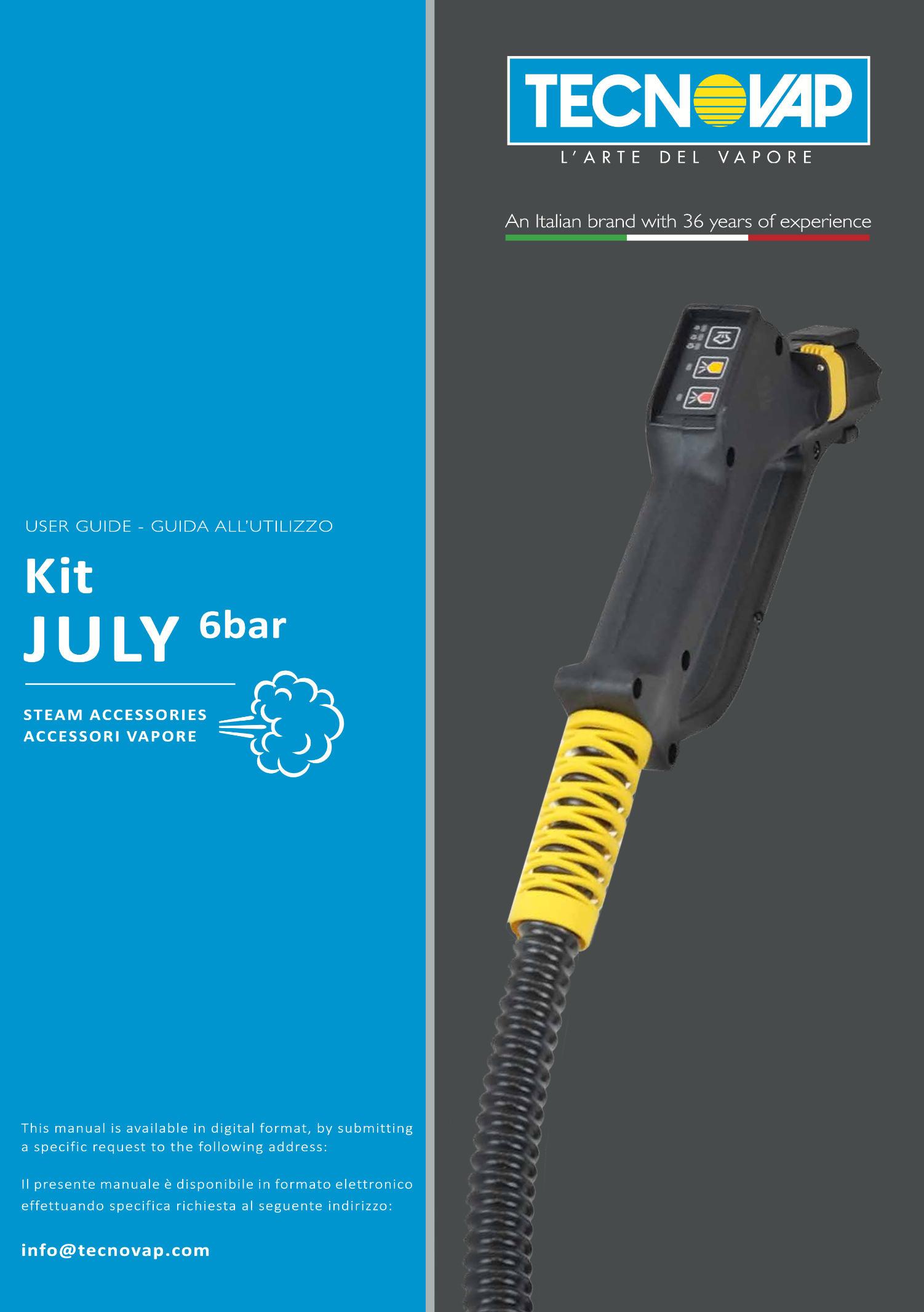 Kit July